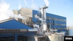 Iran - Haft Tapeh Sugar Factory Building.