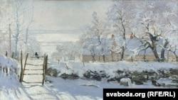 Клёд Манэ, «Сарока», 1869