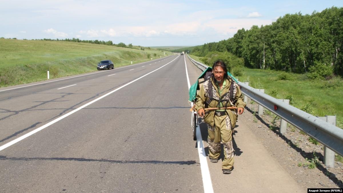 Россия: шамана Габышева снова задержали