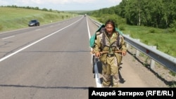 Габышев считает президента России порождением тёмных сил, с которым под силу справиться только шаману