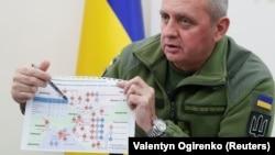 Начальник Генерального штабу ЗСУ Віктор Муженко, 4 грудня 2018 року