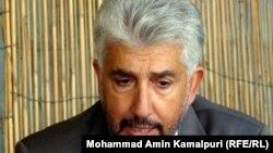 آؤشیف/ وحید مژده یکی از کارشناسان سیاسی افغان