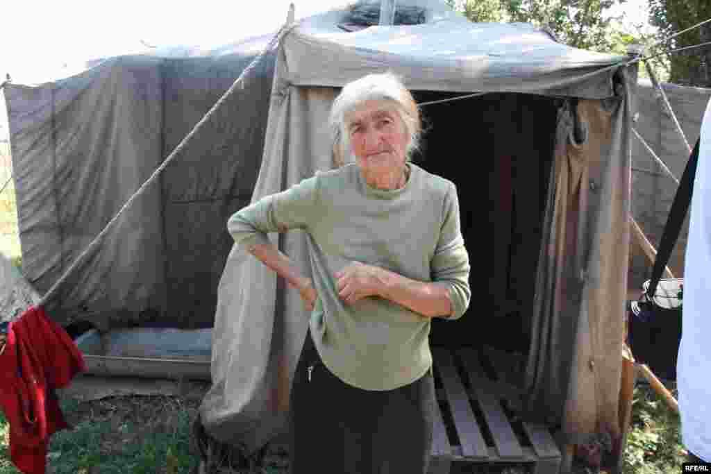 72-яя Фатима живет в селе Сарабуки