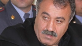 Armenian opposition politician Sasun Mikaelian