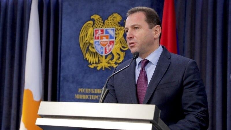 Давид Тоноян: Создано больше условий для снижения рисков и предотвращения войны