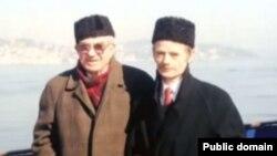 Ahmed İhsan Qırımlı ve Mustafa Cemilev