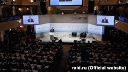 La Conferința anuală de Securitate de la München