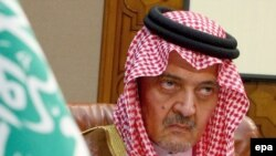 Saudi Arabian Foreign Minister Saud al Faisal (file photo)