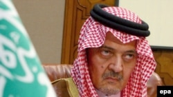 سعود الفيصل، وزير امور خارجه عربستان،