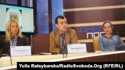 Автори фільму про Голодомор, Дніпропетровськ, 22 листопада 2012 року