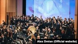 Romania Enescu Festival LSO concert