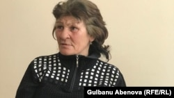 Галина Паскарюк, побывавшая, по ее словам, в трудовом рабстве.