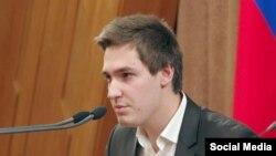 Владислав Ганжара – депутат «Госсовета» Крыма