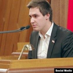 Владислав Ганжара, депутат «Держради» Криму