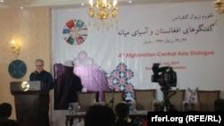 عبدالله عبدالله رئیس اجرائیه افغانستان