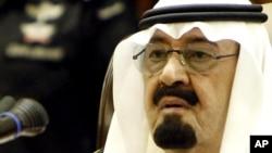 Король Саудовской Аравии Абдалла