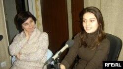 Elnurə Qurbanova və Aida Səmədli