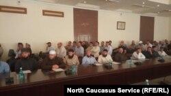 Заседание муфтията Северной Осетии