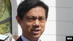 Хојт Брајан Ји, заменик помошник на државниот секретар за европски и евроазиски прашања на САД