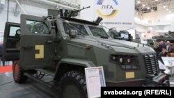 XVI Міжнародная спэцыялізаваная выстаўка «Зброя ібясьпека»