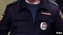 Сотрудник полиции. Иллюстративное фото