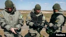 Vojna vežba ukrajinske vojske