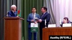 Ринат Закиров Данир Гайнуллинны котлый