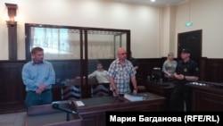 Заседание суда по делу блогера Калиниченко