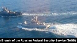 За слоавми Геращенко, Порошенко передав Євросоюзу перелік співробітників Федеральної служби Росії, які брали участь в захопленні українських військових моряків і кораблів
