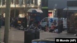 Барселонада террор гамәленнән соң. 17 август, 2017