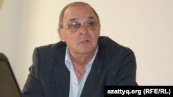 Владимир Куропатенко, председатель Ассоциации авиаперевозчиков Казахстана.