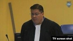 Dejan Ivetić u sudnici 24. kolovoza 2012