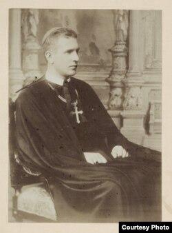 Андрей Шептицький, єпископ Станіславівський,1899 рік, жовтень