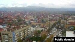 Pamje në Gjilan