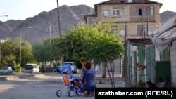 Город Туркменбашы