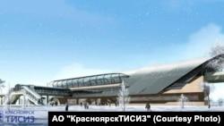 Проект метро в Красноярске