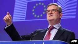 Komisionari i BE-së për siguri, Julian King