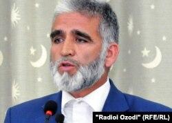 Саидумар Ҳусайнӣ, вакили МН аз ҲНИТ