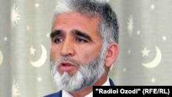 Ислам өркендеу партиясының төраға орынбасары Сайидумар Хусайни.