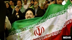 Ex-President Mohammad Khatami (file photo)