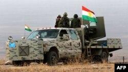 Гыйрак хәрбиләре Мосул шәһәренә һөҗүмгә әзерләнә, 17 октябрь, 2016 ел