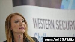 Aleksandra Joksimović, predsednica Centra za spoljnu politiku