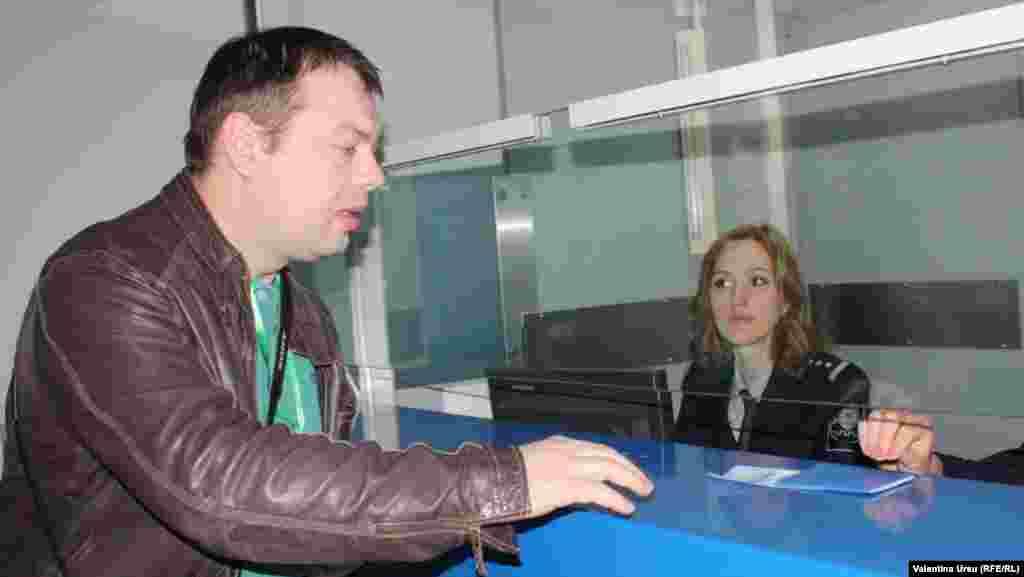 28 aprilie 2014. Una dintre primele călătorii fără vize în Uniunea Europeană