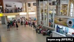 Термінал «В» Сімферопольського аеропорту