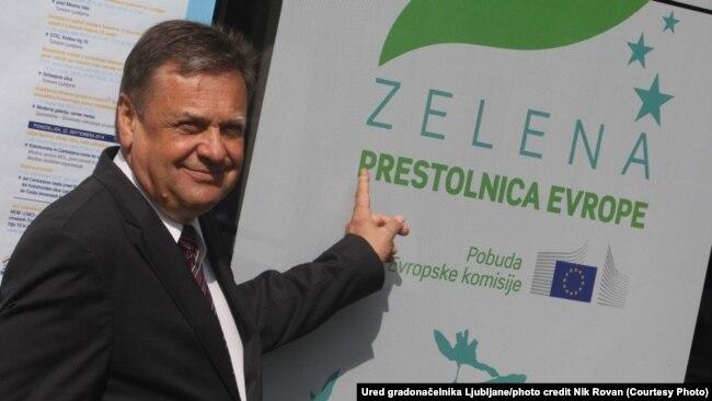 Mislim da je Ljubljana grad koji čak donosi više prepoznatljivosti Sloveniji nego obrnuto: Zoran Janković