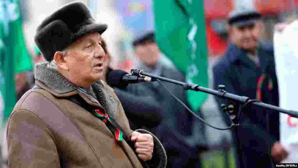 Милли хәрәкәт активисты, җәмәгать эшлеклесе Илдус Садыйк