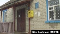 Поштове відділення в селі Бреч, Чернігівcька область