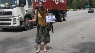 Ana Bakran na svom putovanju