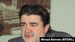 Nerzuk Ćurak, foto: Mirsad Behram