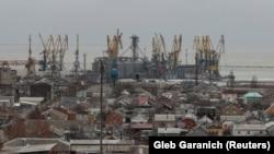 У міській раді Бердянська заявляли, що заміни потребує частина колектору довжиною в кілометр, щоб не допустити стоків у море